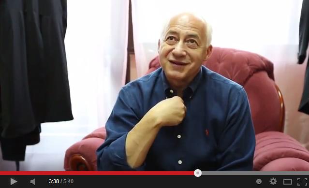 Интервью Владимира Спивакова во время концерта в Зеленограде