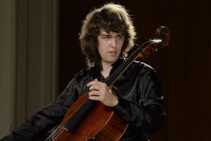 Александр Рамм, виолончель
