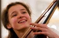 Анастасия Кобекина, виолончель