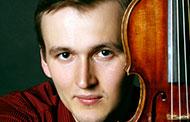 Никита Борисоглебский, скрипка