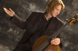 Сергей Антонов, виолончель