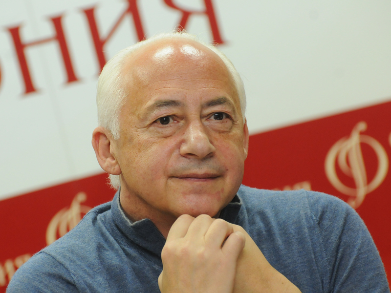 Владимир Спиваков в Омске