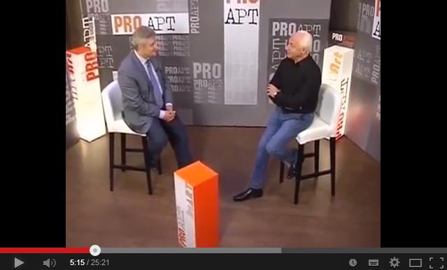 Владимир Спиваков в телепередаче ProАРТ